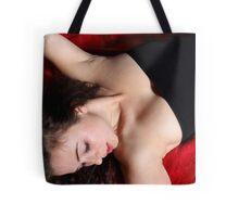 Sexy Woman Tote Bag