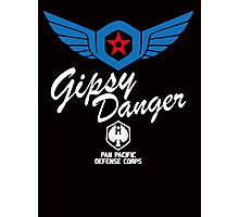 Gipsy Danger - Pan Pacific Defense Corps Photographic Print