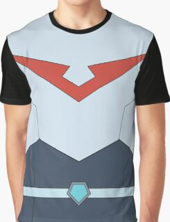 Keith Voltron Paladin Uniform (With Belt) Graphic T-Shirt