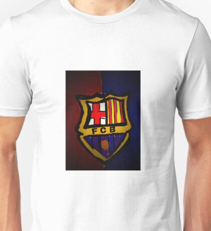 Barca Unisex T-Shirt
