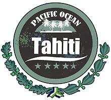 TAHITI Emblem by dejava
