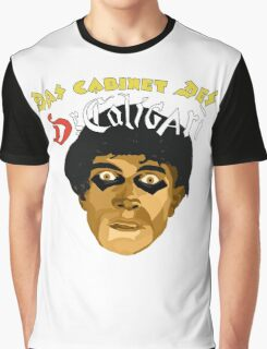 The Cabinet of Dr. Caligari Minimalist Graphic T-Shirt
