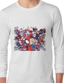 young spidy Long Sleeve T-Shirt
