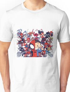 young spidy Unisex T-Shirt