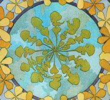 Alphonse Mucha - Documents  Sticker