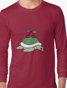 Cherry Turtle Long Sleeve T-Shirt