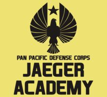 Jaeger Academy - Pan Pacific Defense Corps Kids Clothes
