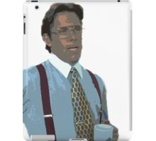 Bill Lumbergh Version 2 iPad Case/Skin