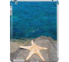 Starfish by the sea iPad Case/Skin
