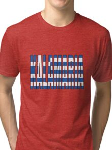 Kalamaria. Tri-blend T-Shirt