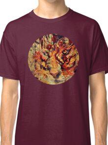 Tiger Burning Bright Classic T-Shirt