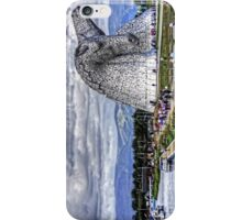 Kelpies and Canal iPhone Case/Skin