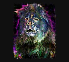 The Glowing Lion Unisex T-Shirt