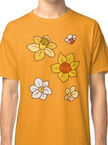Colorful Daffodils Classic T-Shirt
