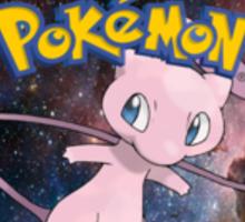 Pokemon Pink Mew Edition Sticker