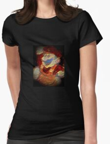 Grand Dad - Joel Meme - Awesomely Creepy and High Quality (Rip) Womens Fitted T-Shirt