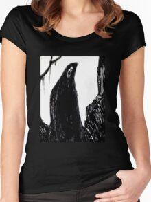 warpt Women's Fitted Scoop T-Shirt