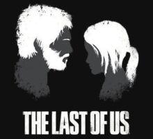 Ellie and Joel the last of us by jameer