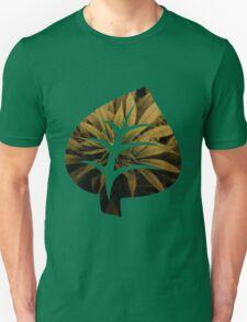 Leaf Green Unisex T-Shirt