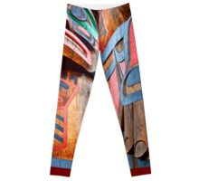TOTEM DIPTYCH Leggings