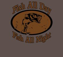 Fish All Day Unisex T-Shirt
