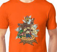 Fluffy animals Unisex T-Shirt