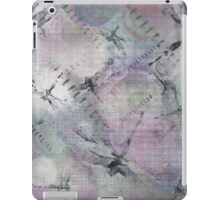 Dragonflies With Touch of Purple iPad Case/Skin