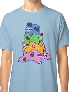 Fruit Sloth Stack Classic T-Shirt