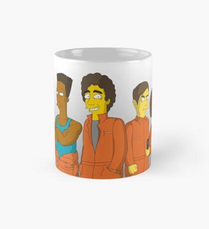 Misfits - Simpsons Style! Mug