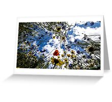 Garden Collection - Meadow flowers Greeting Card