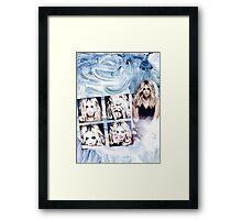 Benzo Design #3 Framed Print