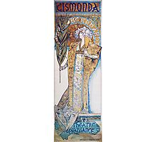 Alphonse Mucha - Gismonda  Photographic Print