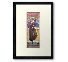 Alphonse Mucha - Hamlet Framed Print
