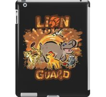 Lion Guard - Cave Painting iPad Case/Skin