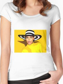 Countdown Women's Fitted Scoop T-Shirt