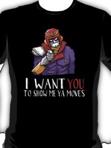 Show Me Ya Moves T-Shirt