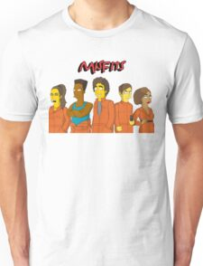Misfits - Simpsons Style! Unisex T-Shirt