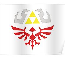 Hylian Shield Poster