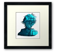 Final Fantasy X - Tidus Framed Print