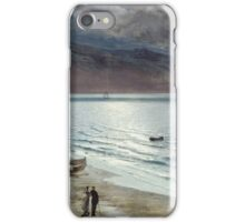 Aivasovsky Ivan - Night in Gurzuuf iPhone Case/Skin