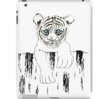 Little tiger iPad Case/Skin