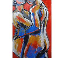 Lovers - Hot Summer Desire Photographic Print