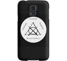 The Hallows Youth Quidditch Samsung Galaxy Case/Skin
