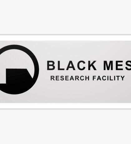 Black Mesa Sticker