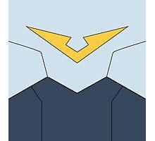 Hunk Voltron Paladin Uniform (Without Belt) Photographic Print