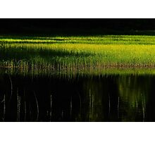 .....The Monastery Lake..... Photographic Print