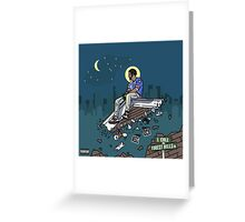 j cole 2014 forest hills drive Greeting Card
