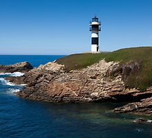 Lighthouse of Ribadeo by PhotoBilbo