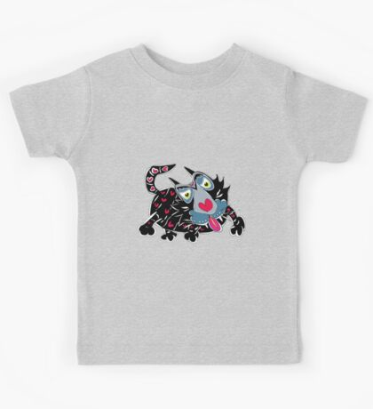 CrazyCat Kids Tee