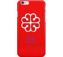 Ville de Montreal logo iPhone Case/Skin